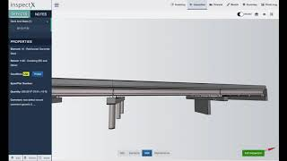 inspectX - 3D bridge inspection