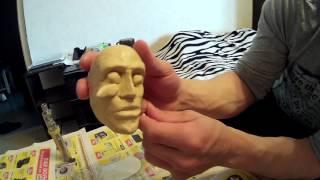 Урок 2 Часть 2 - Лепка головы человека