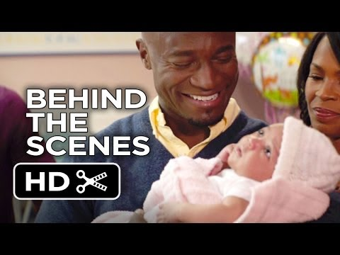 The Best Man Holiday BehindThes  Relatable Characters 2013  Taye Diggs Movie HD