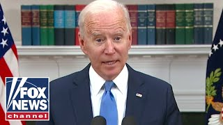 'The Five' slams Biden for appearing to clear Russia on pipeline hack