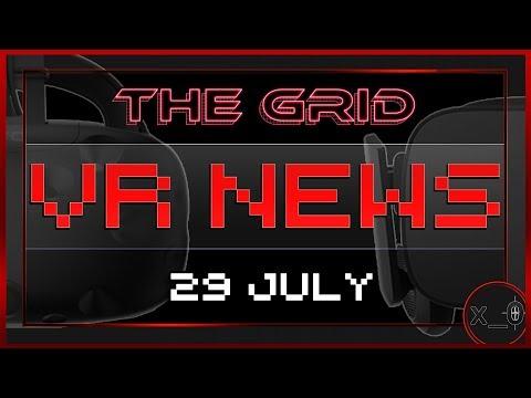 THE GRID VR   Virtual Reality News - Hellblade: Senua's Sacrifice VR, Star Trek TNG, Walking Dead