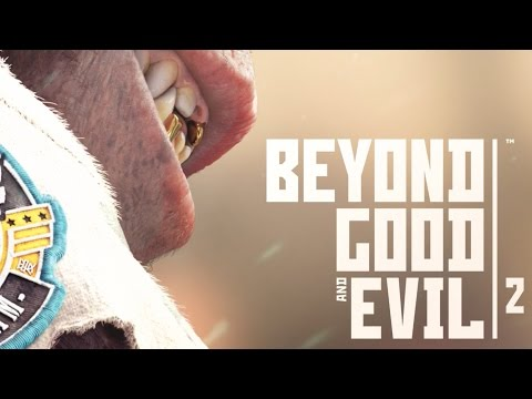 Beyond Good and Evil 2: First In-Engine Gameplay Demo (Official) | E3 2017