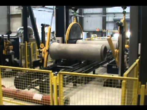 Inland Pipe Calgary Concrete Pipe Plant