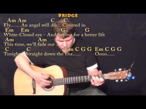 132 Mb The A Team Ed Sheeran Strum Guitar Cover Lesson With