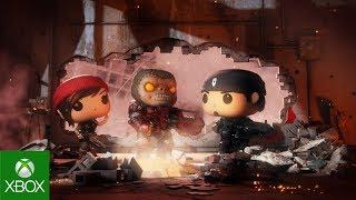 Gears POP! Tráiler de presentación en el E3 2018