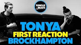 BROCKHAMPTON - TONYA REACTION/REVIEW (Jungle Beats)