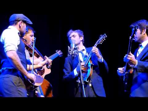 Passepied (Debussy)  - The Punch Brothers - Sydney Recital Hall - 12-8-2016