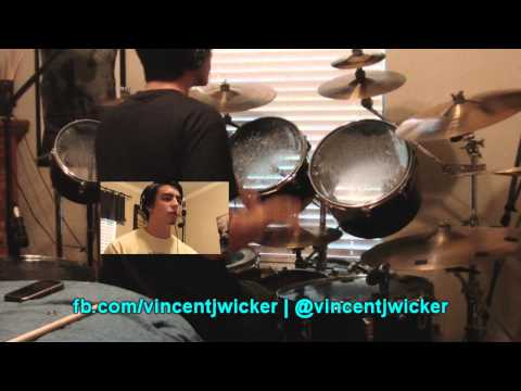 Just Give Me A Reason: A Drum/Vocal Cover By Christian Capraro