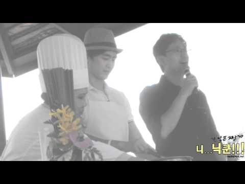 [khuntour cooking class] nichkhun cooking.AVI