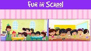Fun School Activities Compilation I Small Stories For Kids   Jalebi Street