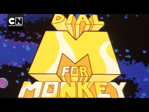 Dial M For Monkey | Theme Song | Cartoon Network