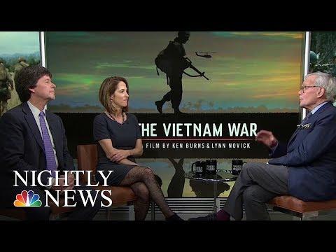 'Vietnam War' Filmmakers Speak to Tom Brokaw | NBC Nightly News