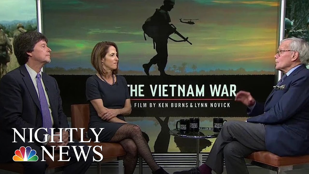 'Vietnam War' Filmmakers Ken Burns and Lynn Novick Speak To ...