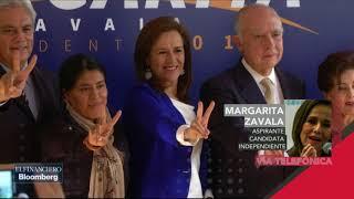 Estoy tranquila de que mis firmas sí van a contar; que el INE haga lo que tenga que hacer: Zavala