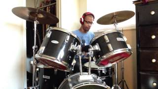 Andrae Crouch Featuring Marvin Winans - All Because Of Jesus (Drum Cover)
