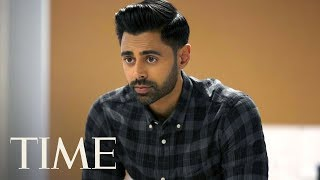 Hasan Minhaj Opens Up About 'Patriot Act,' Relating To His Fans & More | TIME 100 | TIME