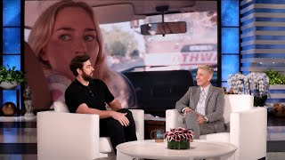 John Krasinski on Writing Himself Back into 'A Quiet Place: Part II'