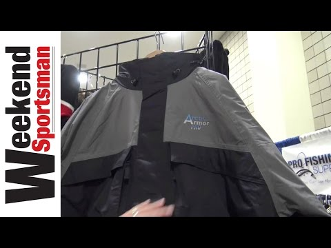 Arctic Armor Cold Wet Weather Suit  | Weekend Sportsman | #InnovativeDesigns #IDIDesigns