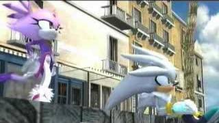 Silver The Hedgehog- Dreams of An Absolution