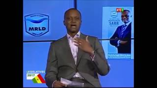 Législatives 2017: 5éme message du Mouvement MOM SA BOPP MENEL SA BOPP