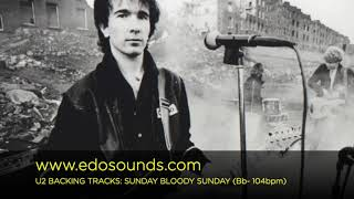 Edosounds - U2 Backing Tracks: Sunday Bloody Sunday