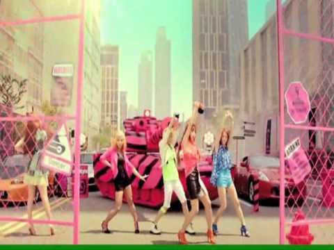 [MV] f(x) - Hot Summer (Chipmunk Version)