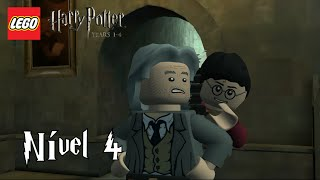 LEGO Harry Potter: Anos 1-4 - Nível 4 - The Restricted Section (O Setor Restrito)