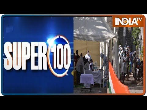 Super 100: Non-Stop News | March 31, 2020 | IndiaTV News