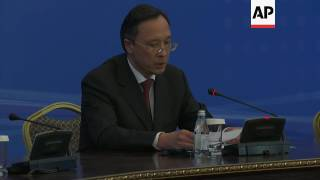 Astana talks end with commitment to Syria truce
