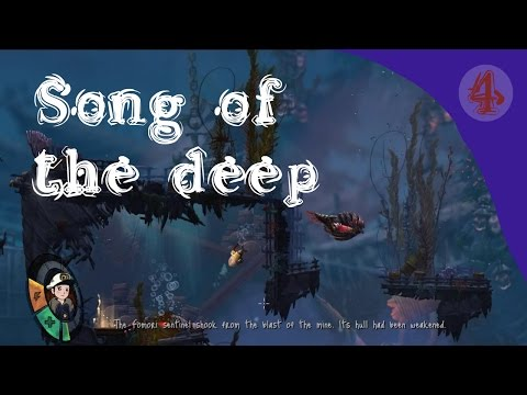 """""""Unmanned Sentinels"""" Song of the deep Episode 4"""