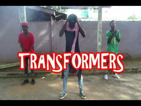 Team_Trans - Mahama Paper Dance Video