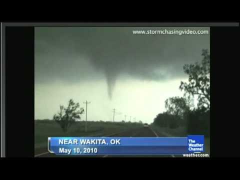Oklahoma Tornadoes - May 10, 2010