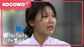 [Man Who Sets the Table] Ep 10_SooYoung felt so humiliated