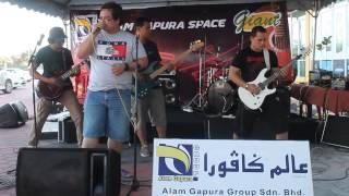 Blind Terror - Alam Gapura Open Gigz @ Giant Kuala Selangor, 7/6/2014, Sabtu (2)
