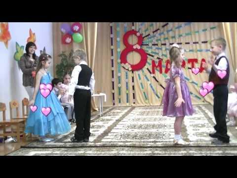 "Танец ""Буги-Вуги"" д\с Чебурашка. Вуктыл."