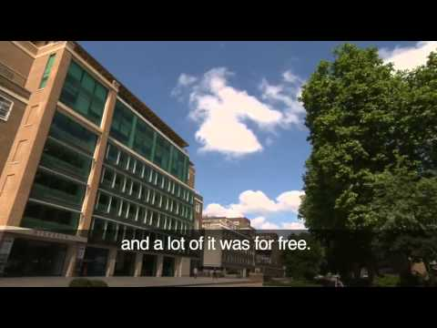 Why I chose the Institute of Education, University of London