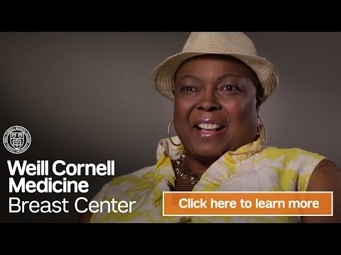 Metastatic Breast Cancer Treatment NY | Breast Cancer Clinical Trials | Weill Cornell Breast Center