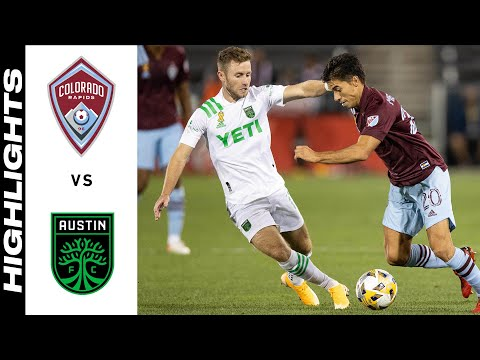Colorado Austin FC Goals And Highlights