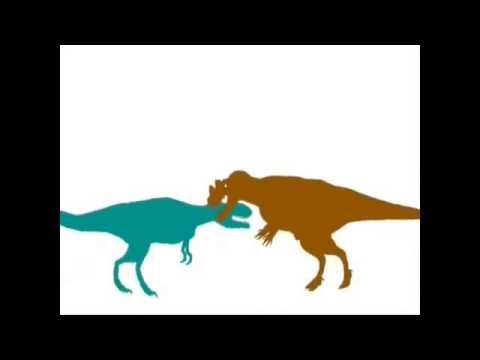 Albertozilla1974s Ceratosaurus vs Alectrosaurus Audio Remake