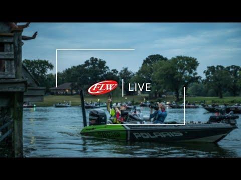 FLW Live Coverage | Lake Hamilton | Day 1