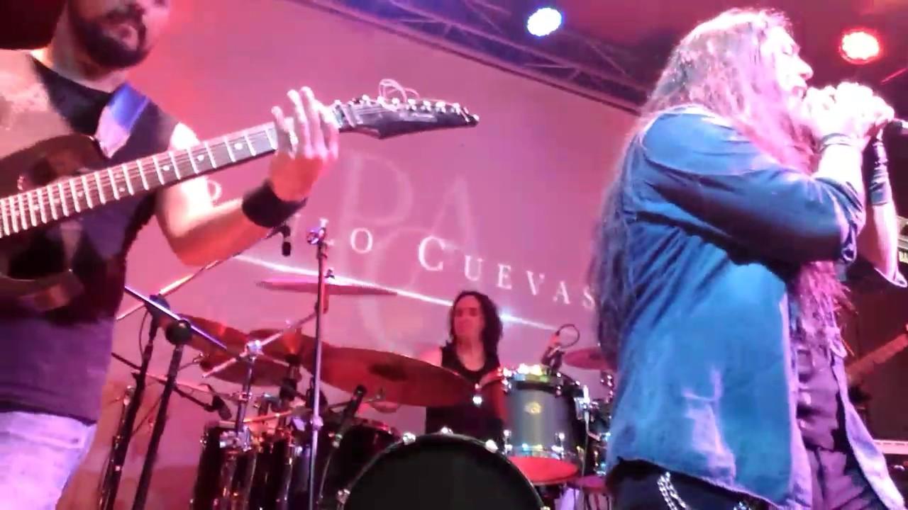 Paulo Cuevas en concierto: Mi corazón encantado (Bogotá 2017)