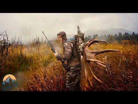 Hunting for Massive Alaskan Moose
