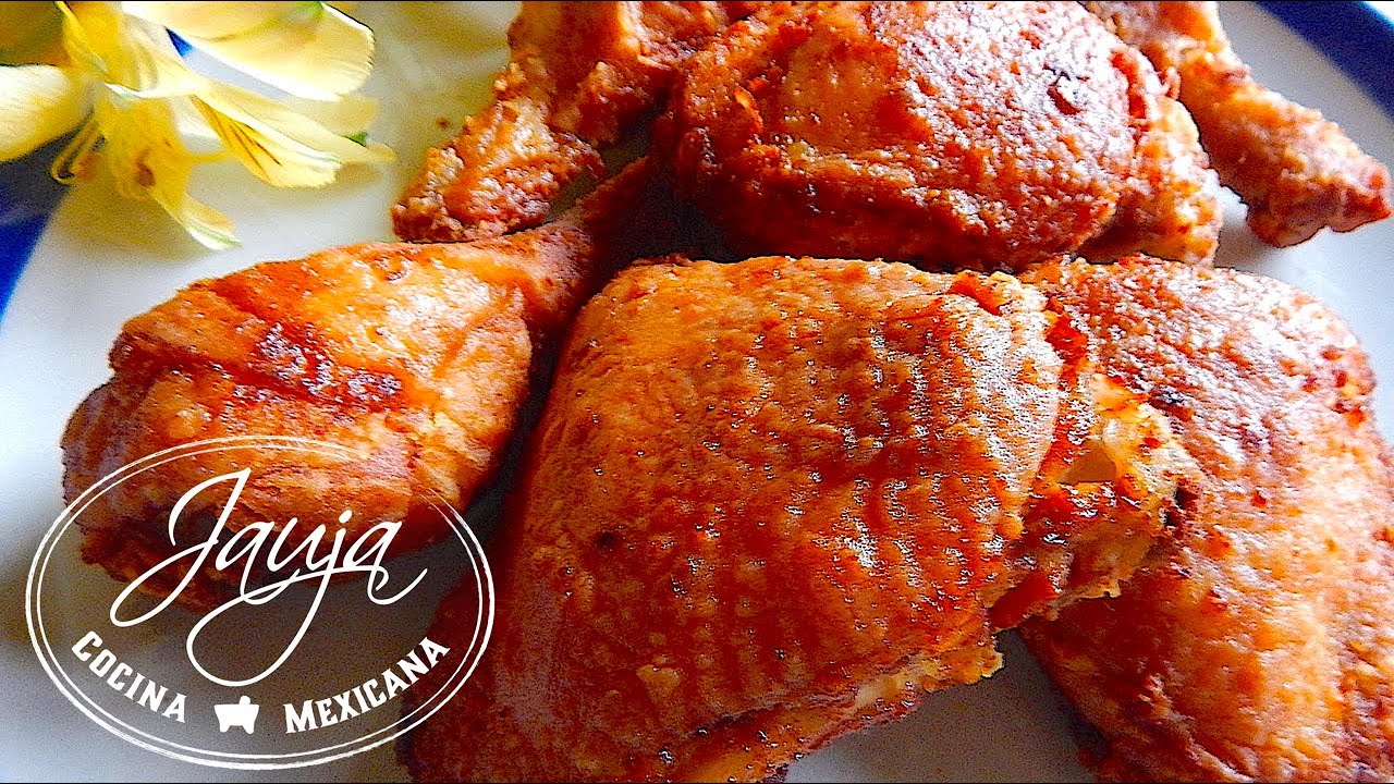 Pollo Frito Doradito Youtube