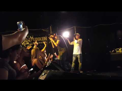 'High By The Beach' Chris Webby LIVE in CT