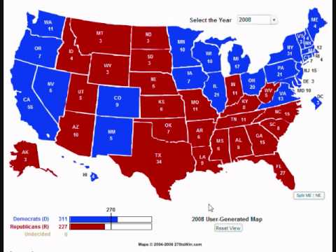 Election 2008 Update (Electoral AND Popular Vote Prediction)