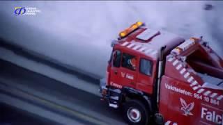 видео: Ледяная дорога 02 серия   Безумцы