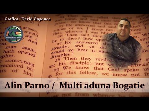 Alin Parno // Multi aduna bogatie [ Nou 2020 ]