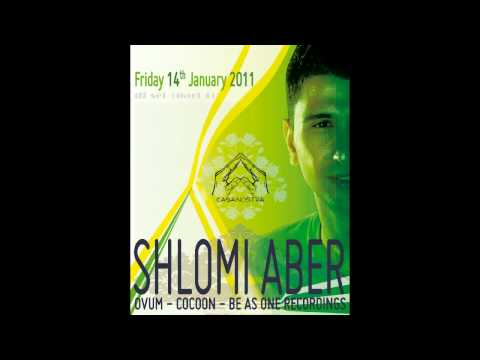 Shlomi Aber Dj set in Casanostra 2011 part1