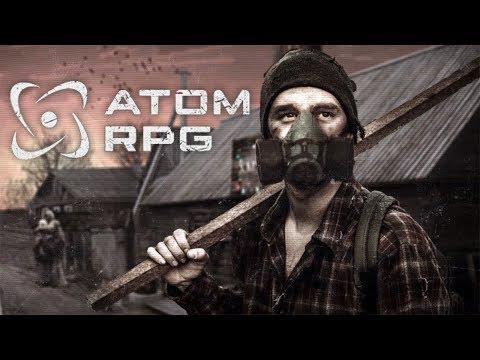 Atom RPG или Fallout по-русски?