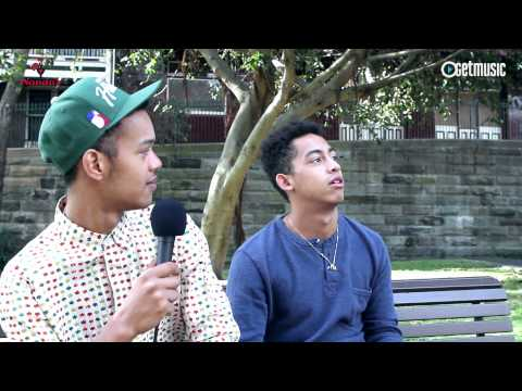 Rizzle Kicks Talk About Nandos, Babes & Boobs... (Getmusic Interview)